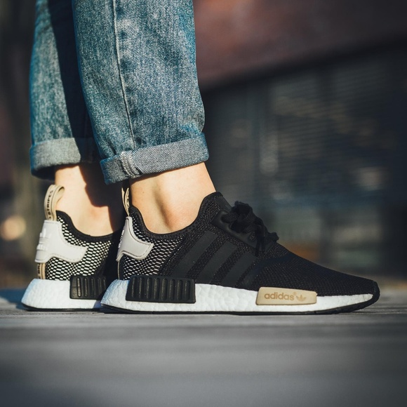 adidas Shoes | Adidas Nmd R Core Black